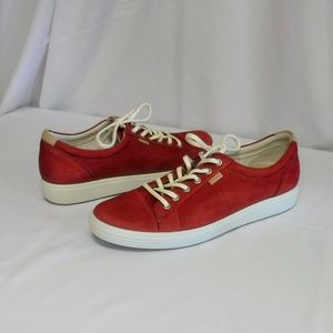 Women's ECCO Soft Sneakers Size 12